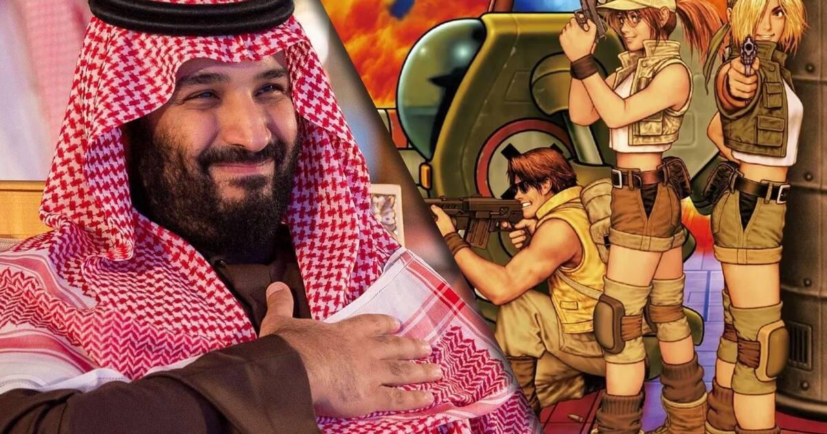 Un tercio de SNK sería adquirido por el príncipe de Arabia Saudita