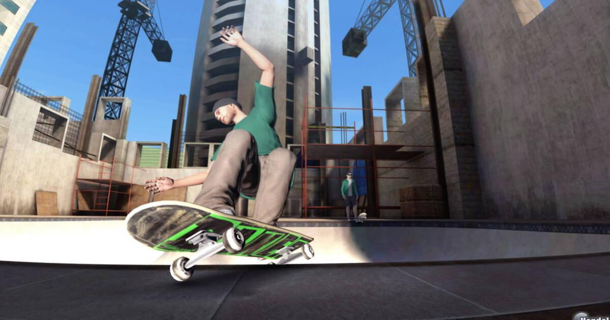 how to play skate 3 on xbox 360