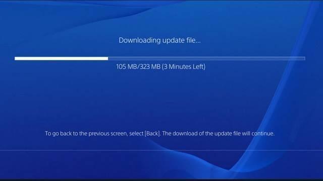 Cómo descargar más rápido los juegos en PS4