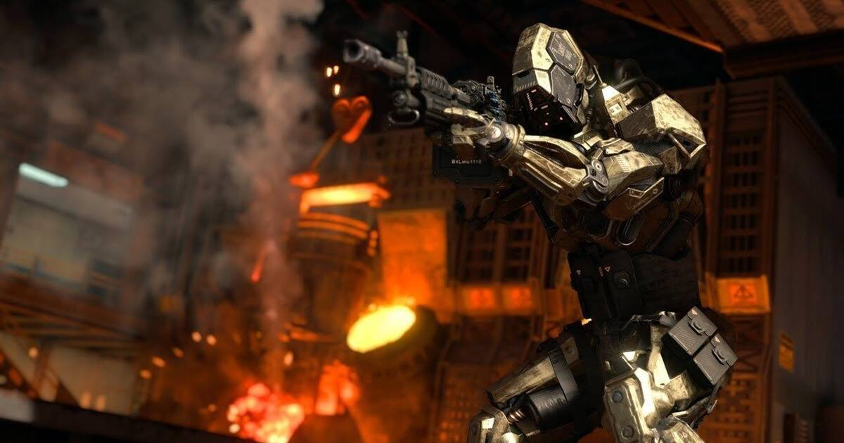 Black Ops 4 recibe su nueva e importante actualización — Call of Duty