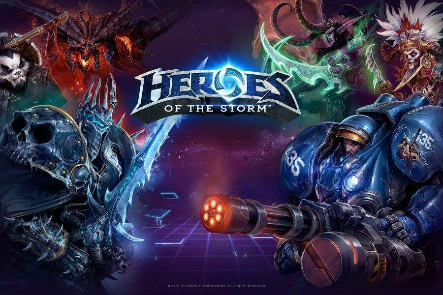 Blizzard reduce la plantilla de trabajadores de Heroes of the Storm
