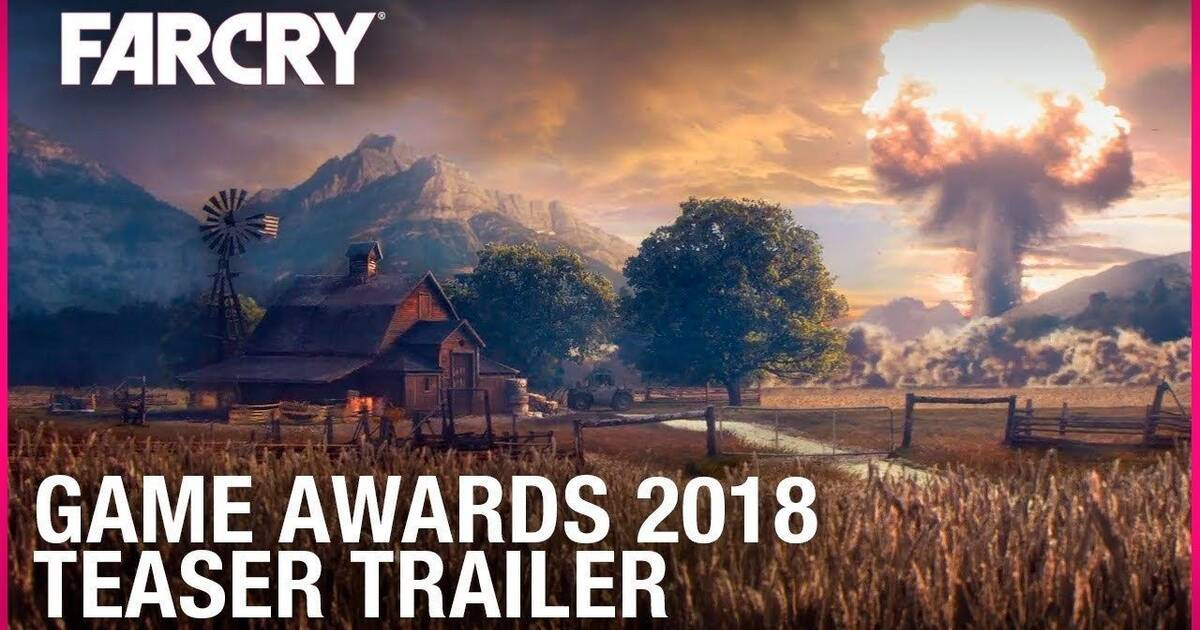 New Dawn se filtra justo antes de los Game Awards — Far Cry