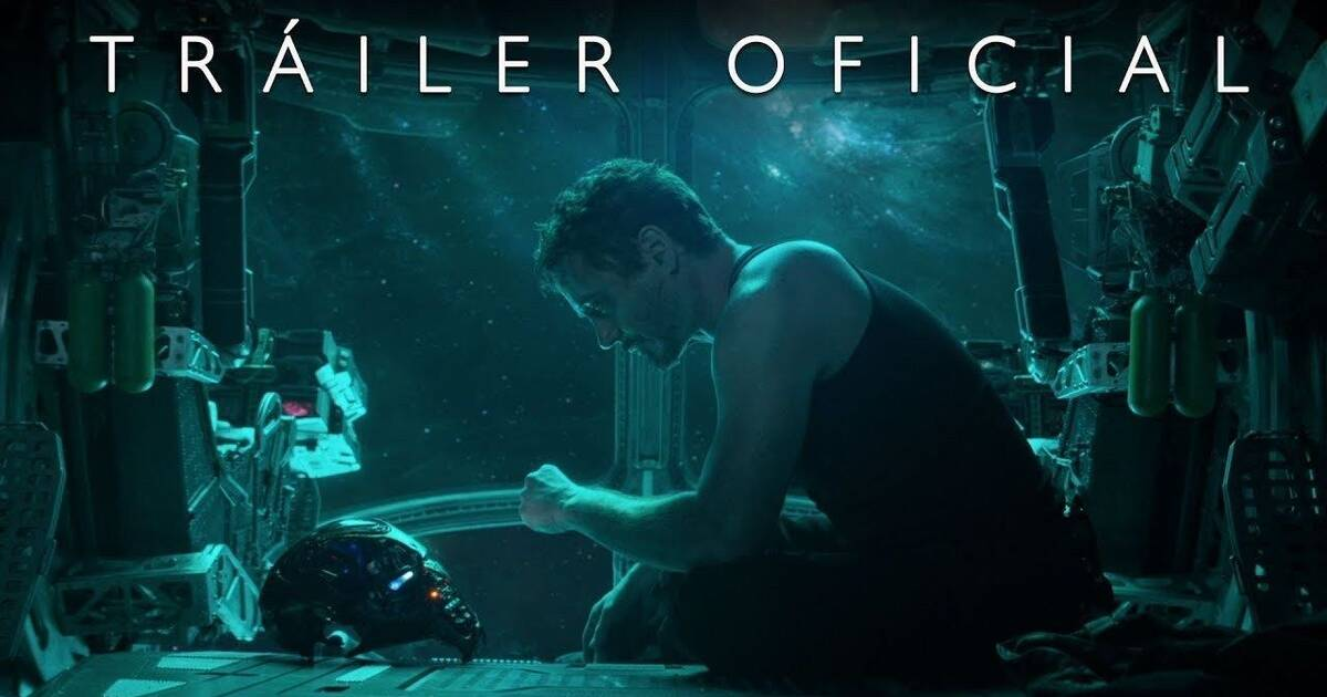 Marvel difunde tráiler de Avengers End Game