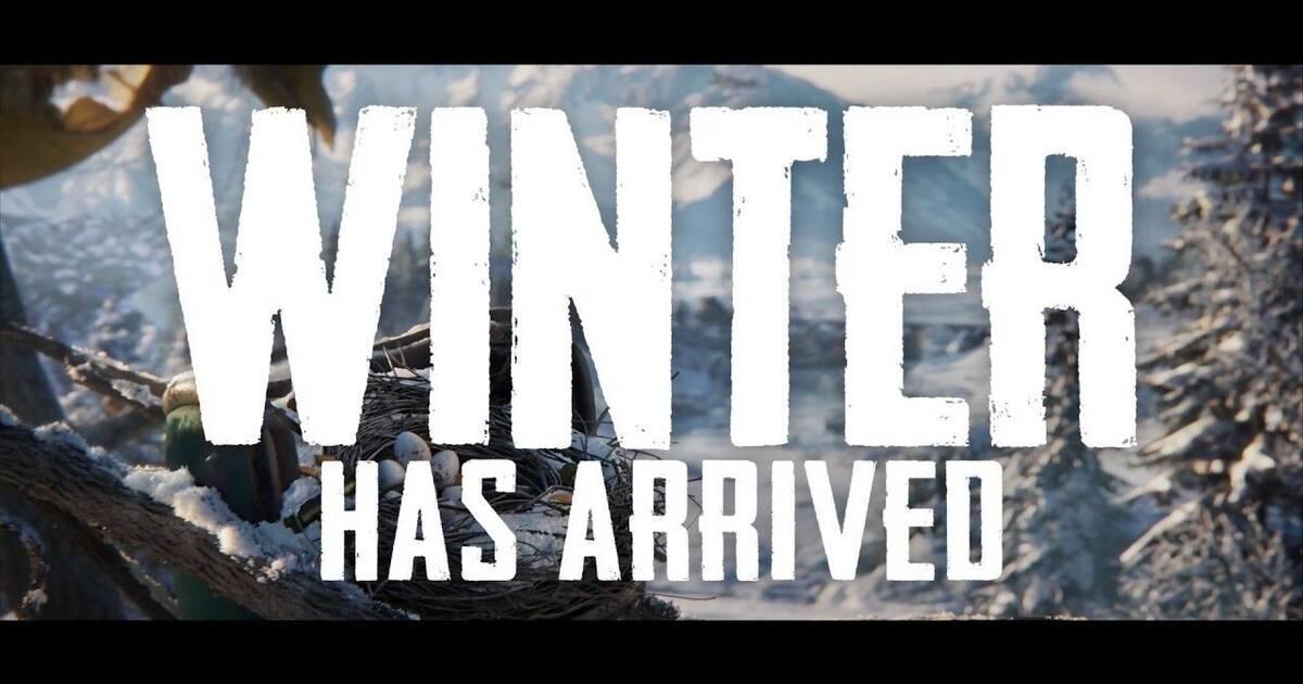 PUBG presenta su mapa de invierno