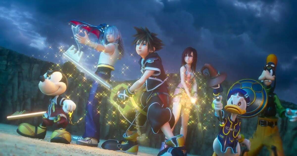 Kingdom Hearts VR Experience se lanzará en PS4 el 25 de diciembre