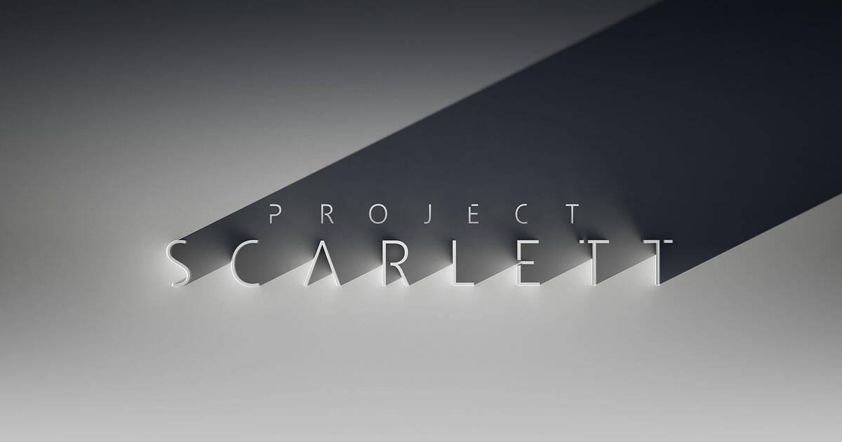 El nombre final de Project Scarlett será un reflejo de su potencia