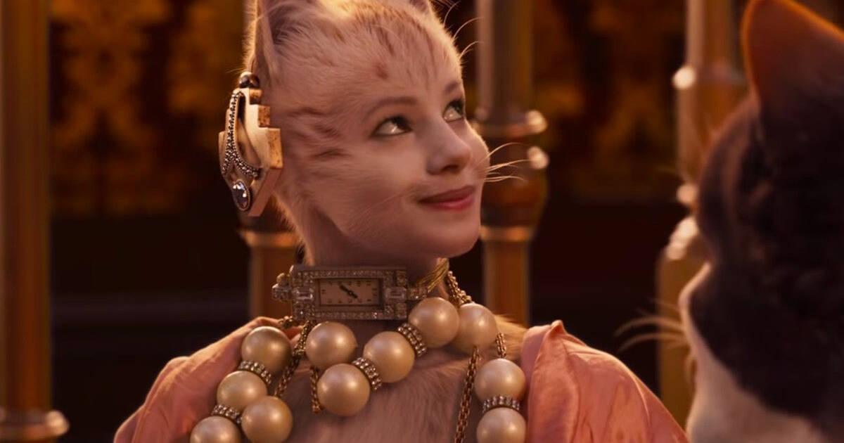 Intentan contrarrestar en EE.UU. decepción por película de Cats