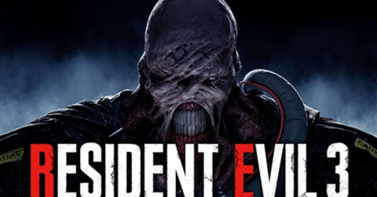 Resident Evil 3 Remake: Un comercio británico fecha su lanzamiento para el 31 de marzo