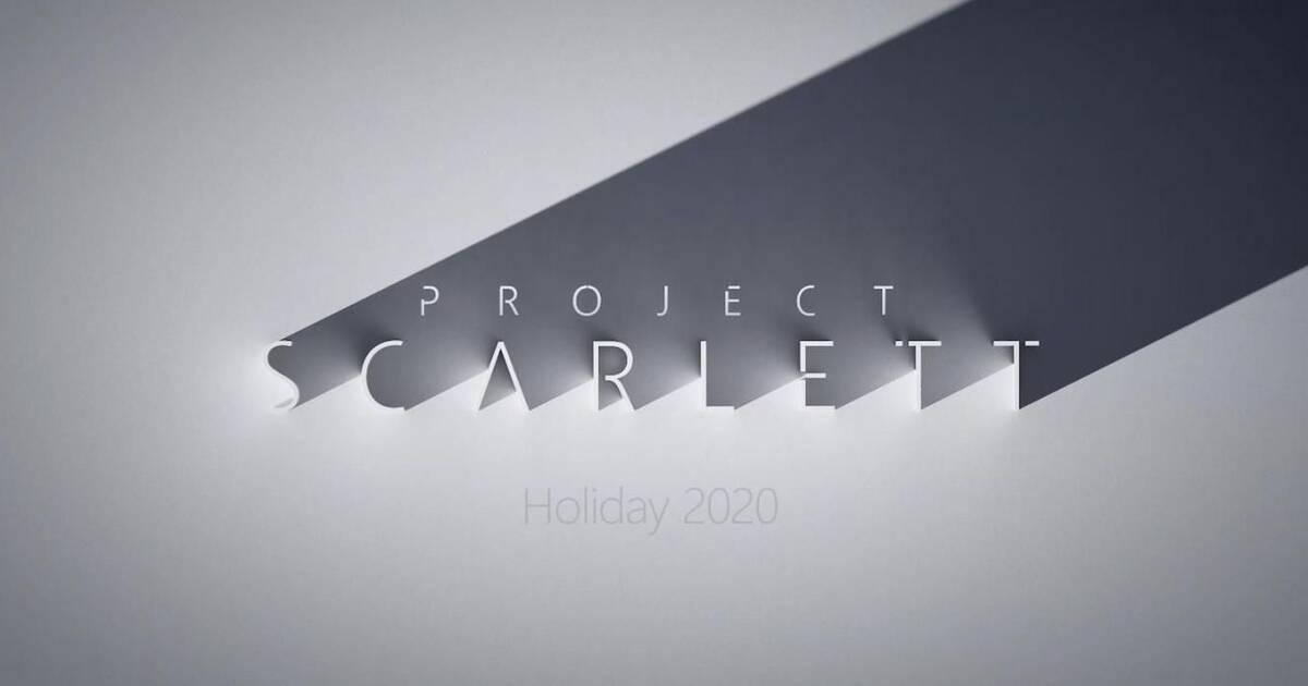 Microsoft revela el nuevo Xbox en The Game Awards 2019