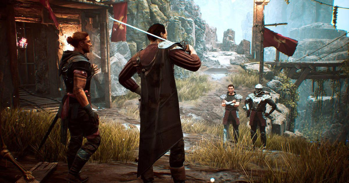 gothic playable teaser 201912161082375 2 - Gothic Remake llegará de forma oficial a PC, PS5 y Xbox