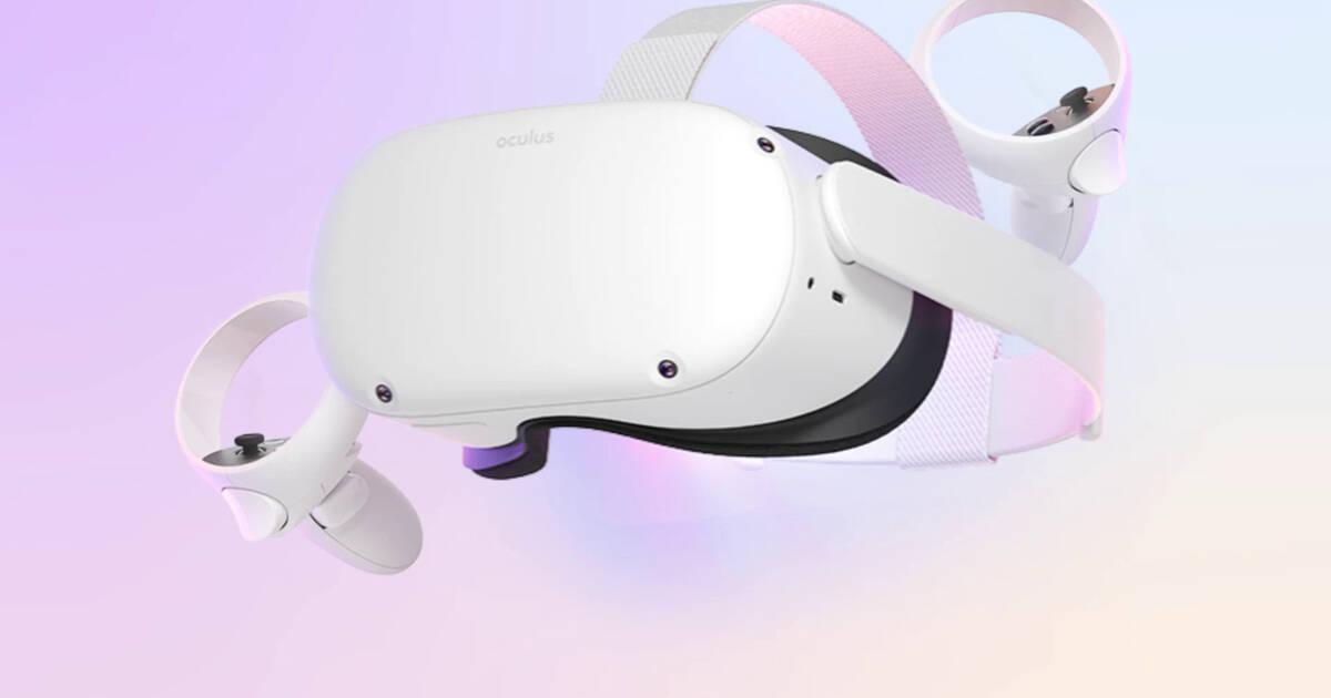 Las Oculus Quest 2 baten récords al vender más de 1 millón de unidades en 2020