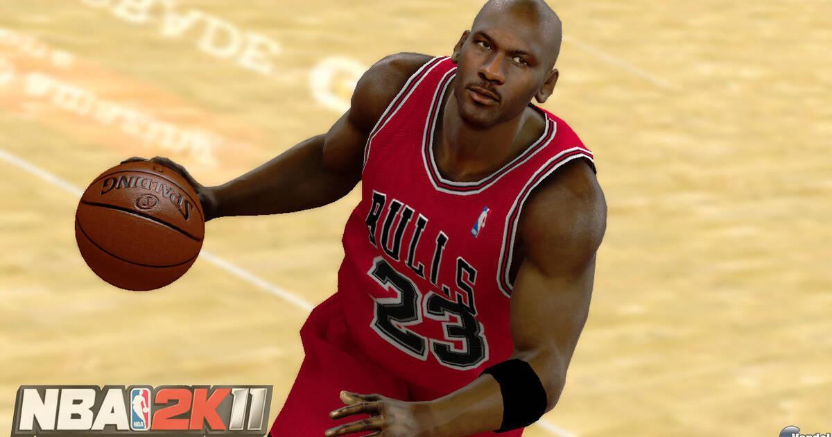 3fc7742a052 Podrás jugar con Michael Jordan en NBA 2K11 - Vandal