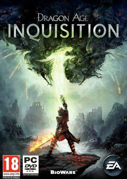 Dragon Age Inquisition ha tenido el mejor debut de la historia de BioWare