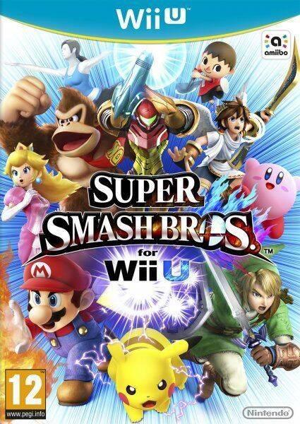 Super Smash Bros. for Wii U es el juego más vendido de la semana en Japón