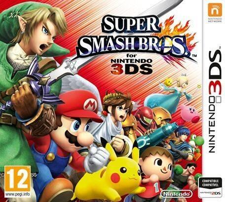 Super Smash Bros. para 3DS se ha agotado en Japón