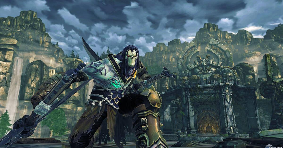 Muerte se muestra en nuevas imágenes de Darksiders 2 - Vandal