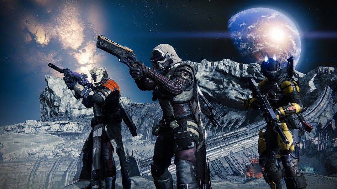 La beta de Destiny será temporalmente exclusiva en PS3 y PS4