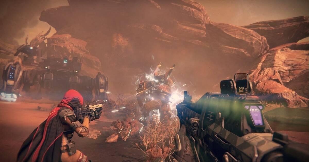 Nuevas imágenes de Destiny