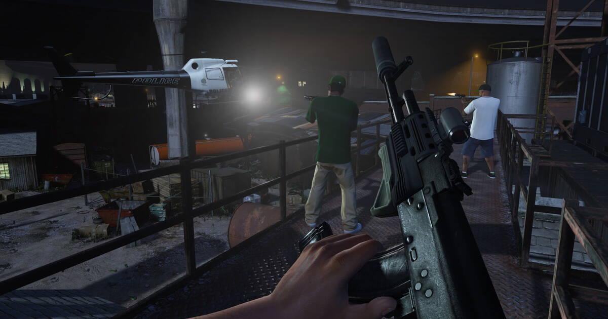 Nuevas imágenes y tráiler de Grand Theft Auto V en la nueva generación de consolas y PC