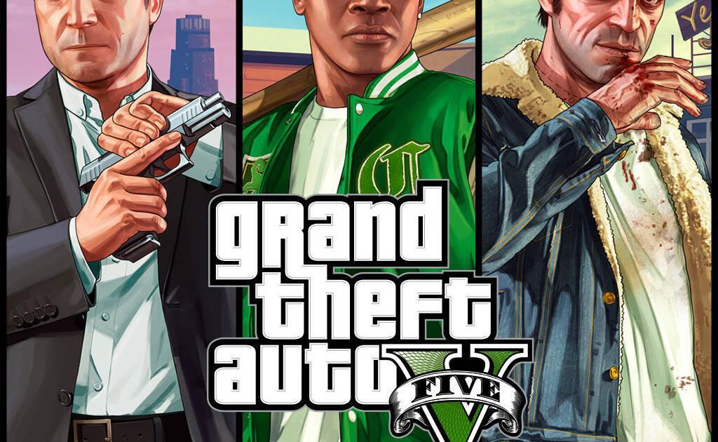 Comparan el salto de Grand Theft Auto V de PS3 a PS4
