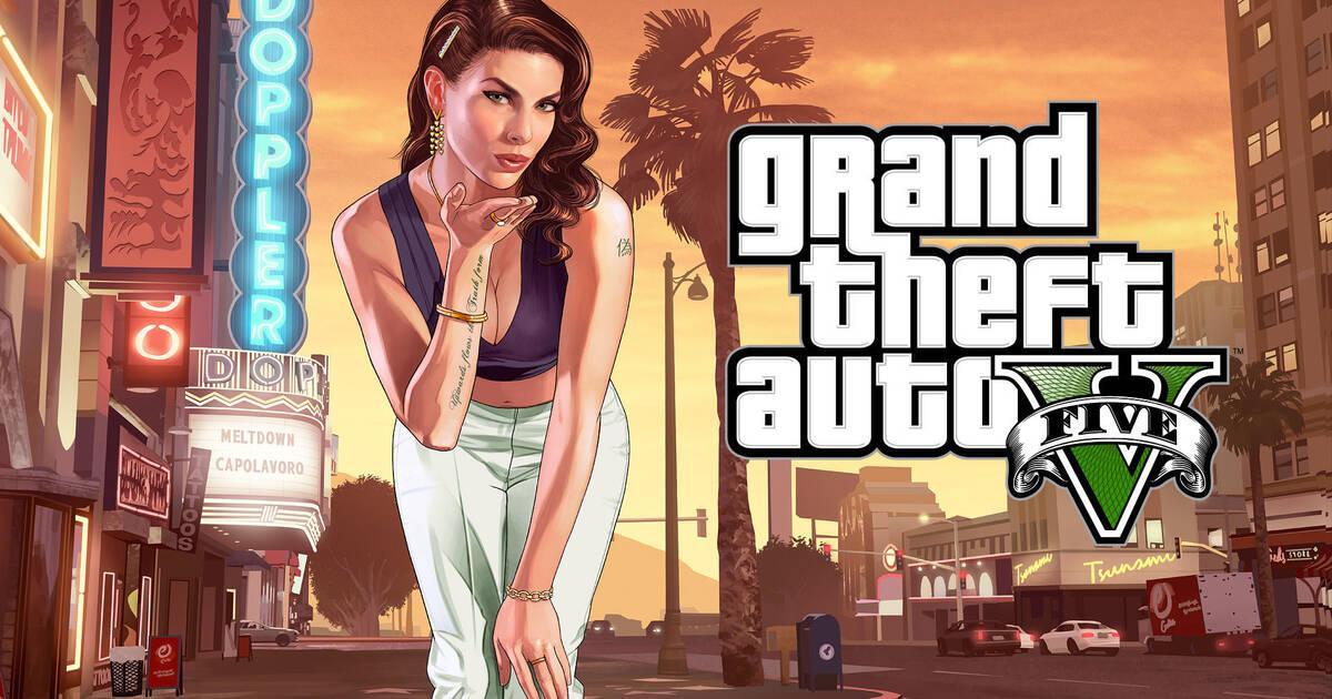 Descubren el primer truco para GTA V en las nuevas consolas