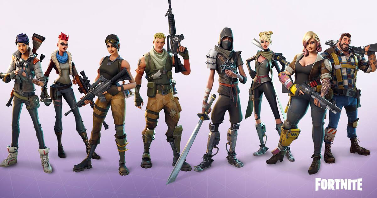 fortnite free to play sortie