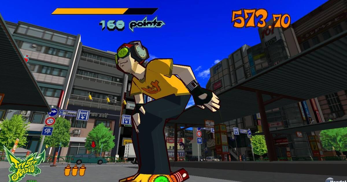 Sega Hara Todo Lo Posible Para Llevar Juegos De Dreamcast A Sega