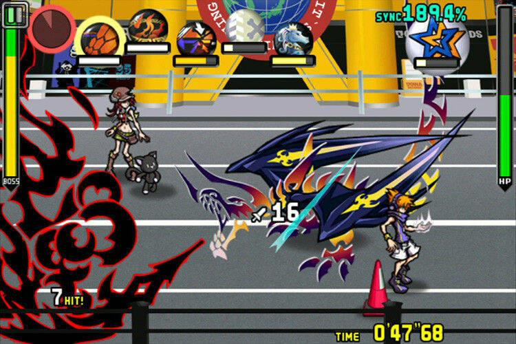 The World Ends With You: Solo Remix llega a Android
