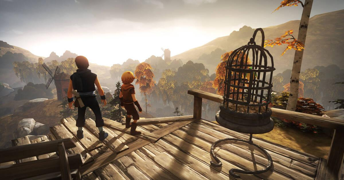 Brothers: A Tale of Two Sons llegará a PS4 y Xbox One este verano