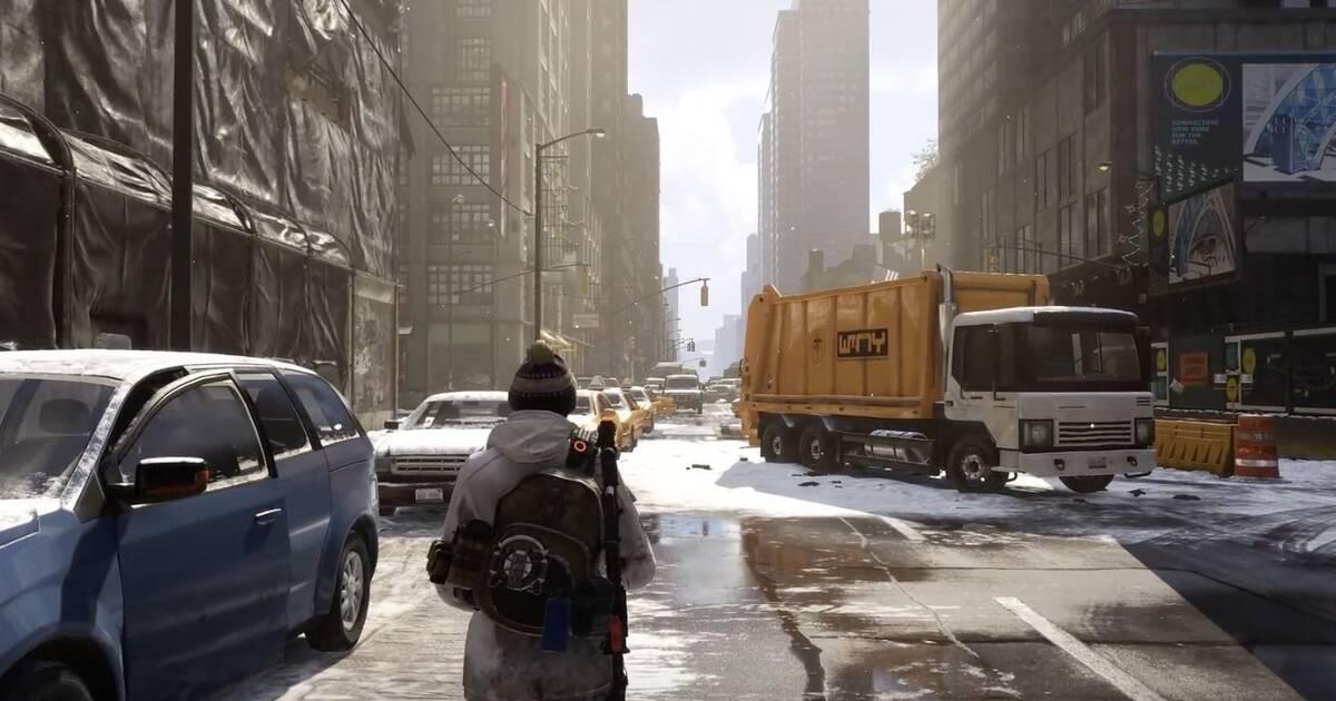 The Division luce un apartado gráfico más realista en PC gracias a un mod