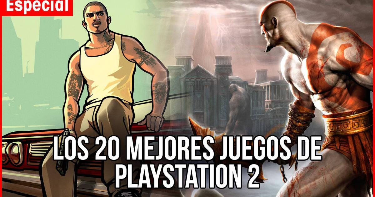 Vandal Tv Los 20 Mejores Juegos De Playstation 2 Vandal