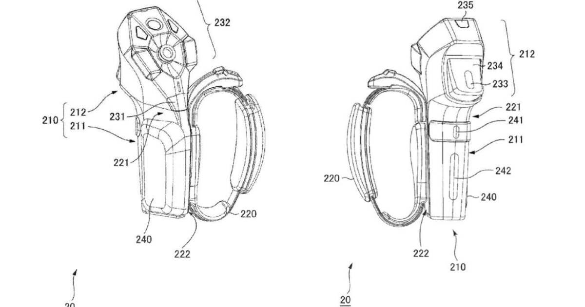 Resultado de imagen de psmove patente
