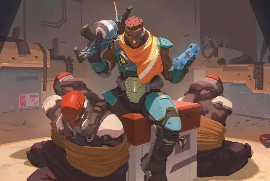 Descubrimos a Baptiste, el nuevo héroe de Overwatch