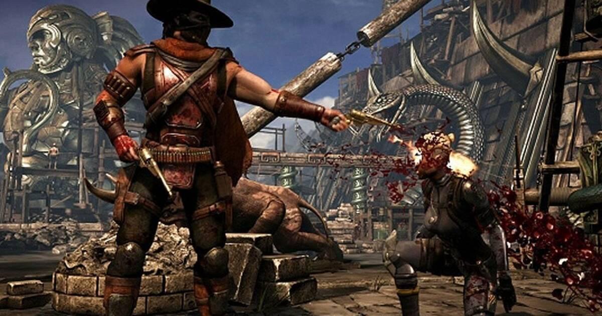 Los logros de Steam filtran a Erron Black en Mortal Kombat