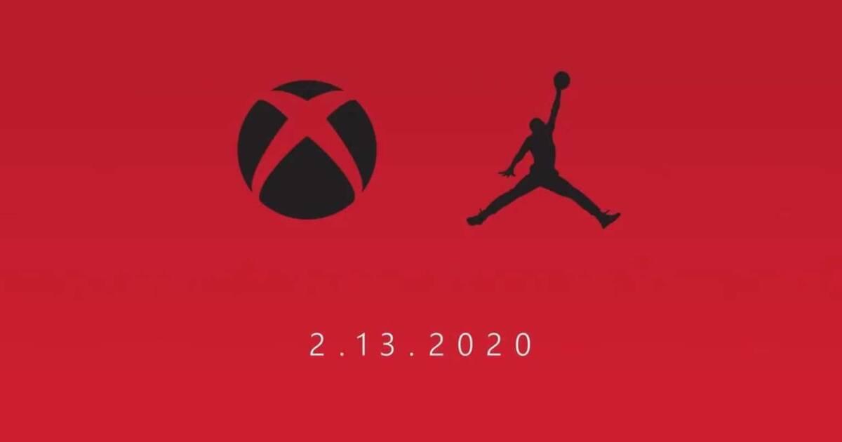 Xbox presentó una consola especial inspirada en Michael Jordan