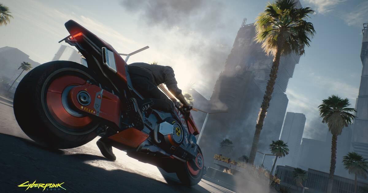 Cyberpunk 2077: El mapa del juego puede ser más grande de lo que pensamos