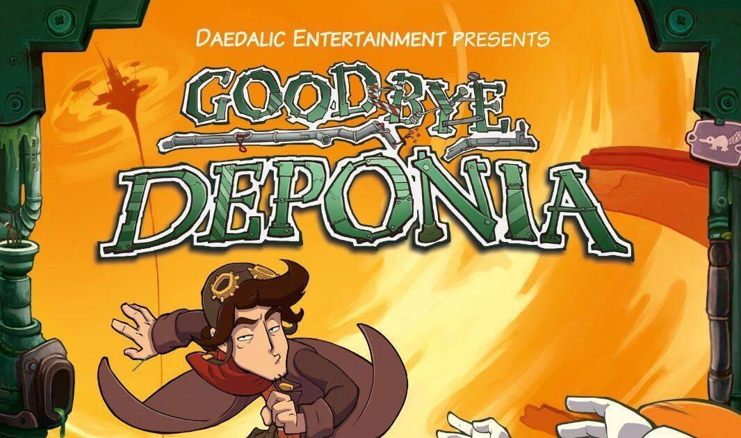 Goodbye Deponia se venderá en formato físico en España