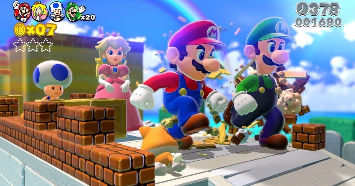 Miyamoto cree que Super Mario se seguirá centrando en el multijugador local