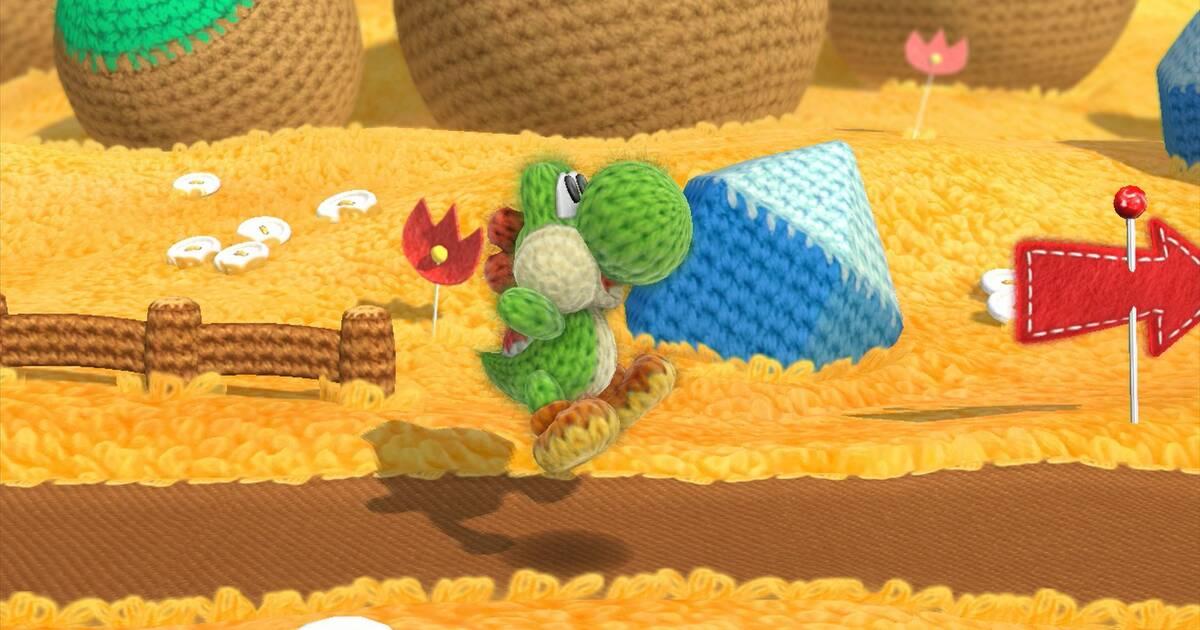 Los creadores de Yoshi's Woolly World hablan de su juego