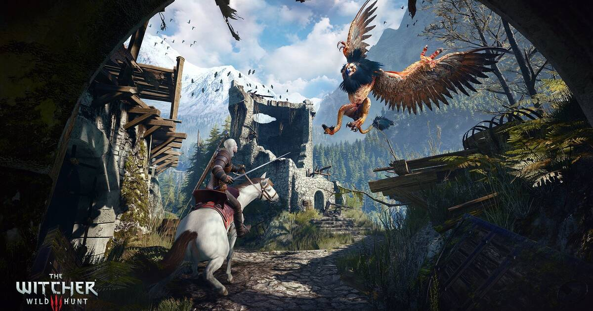 The Witcher 3 ocupará mínimo 50 GB en PlayStation 4