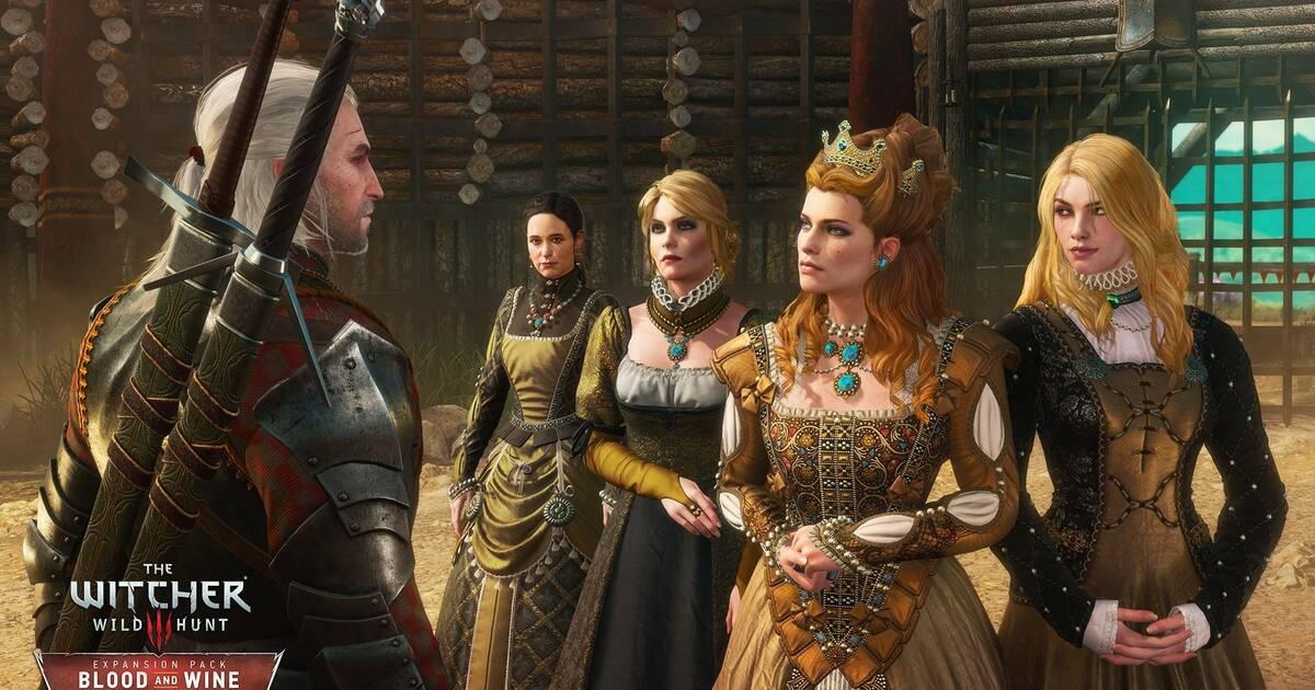La expansión 'Blood and Wine' de The Witcher 3 muestra nuevas imágenes