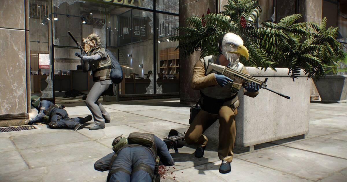 PayDay 2: Crimewave Edition llega en junio a PS4 y Xbox One
