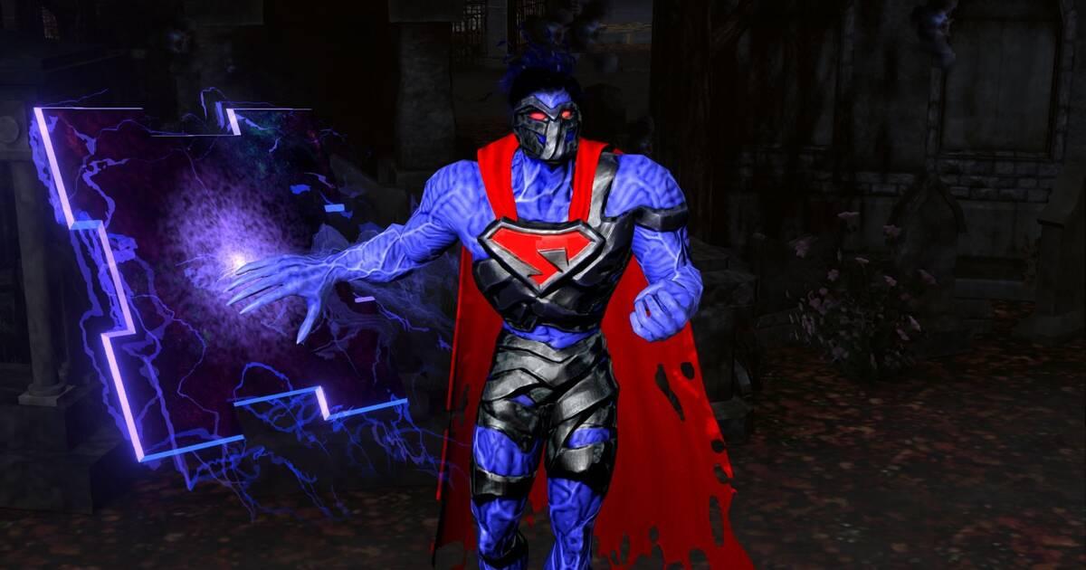 Nightmare Superman llega a Infinite Crisis