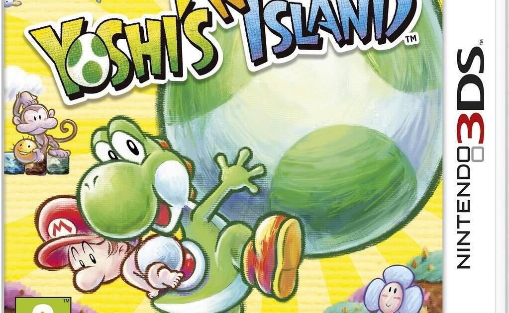 Yoshi's New Island llega el 14 de marzo a Europa