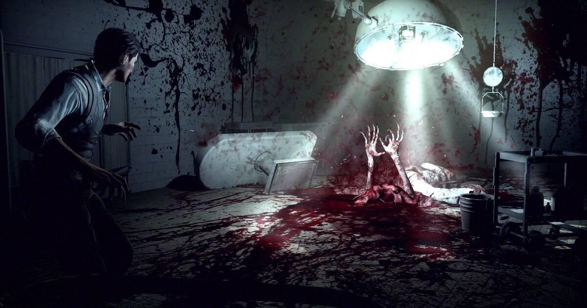 The Evil Within sigue mostrándose en nuevas imágenes