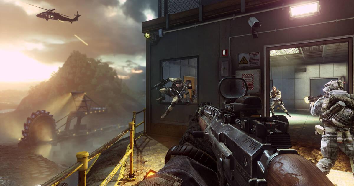 Desvastation, el último descargable de CoD: Ghost, llega a más plataformas