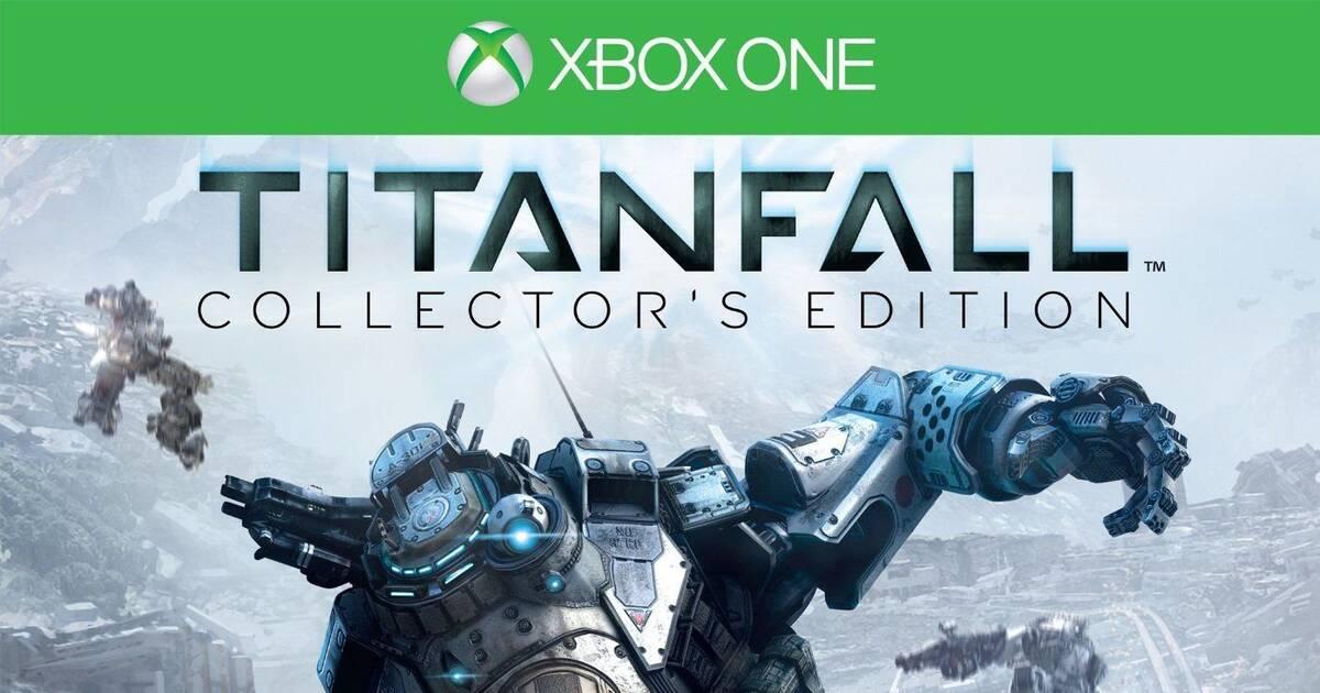 Mostrada la portada de la edición para coleccionistas de Titanfall