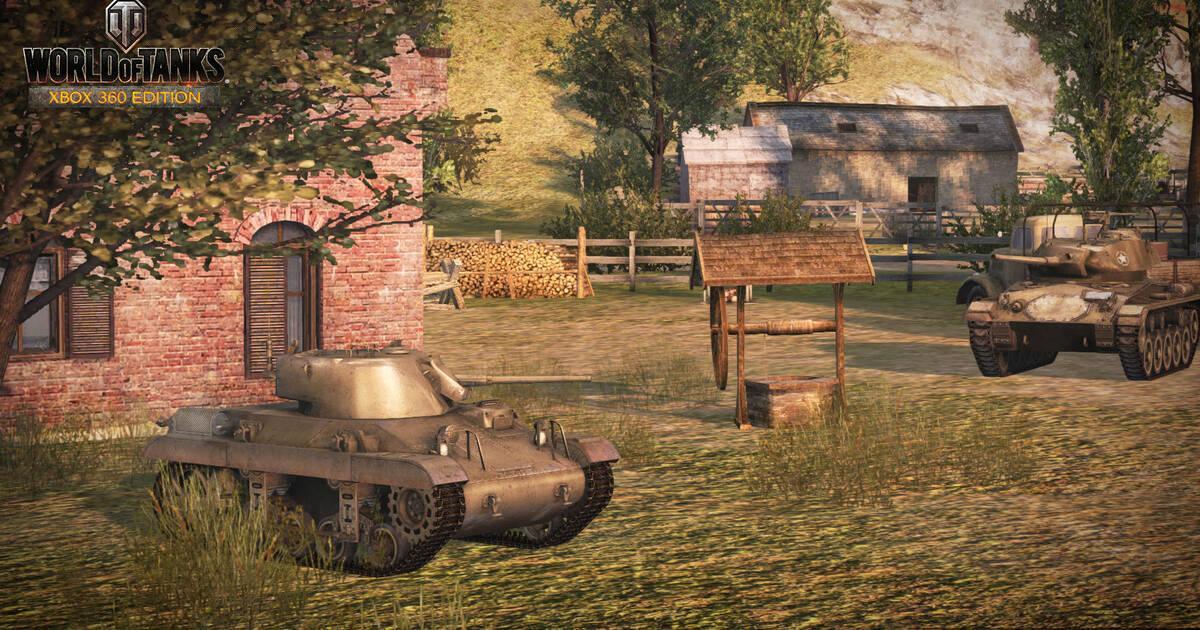 World of Tanks para Xbox 360 celebra su lanzamiento con un fin de semana de torneos en Madrid