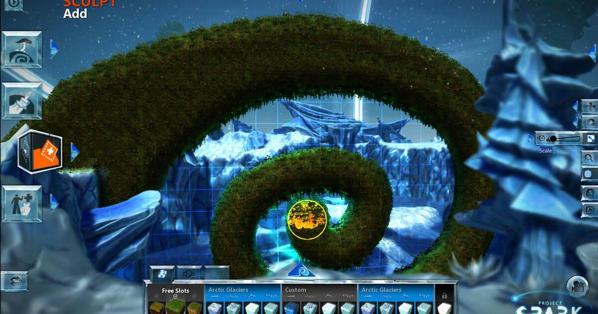 Comienza la beta abierta de Project Spark en Xbox One