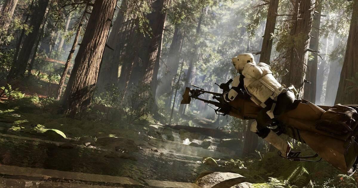 Criterion ha colaborado en el desarrollo de Star Wars: Battlefront
